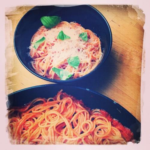 Knobi Tomaten Pasta